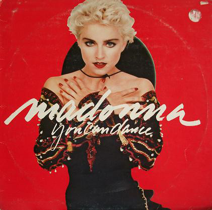 Madonna - You Can Dance (LP, Comp)