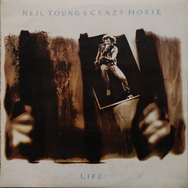 Neil Young & Crazy Horse - Life (LP, Album)