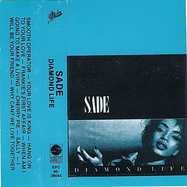 Sade - Diamond Life (Cass, Album)
