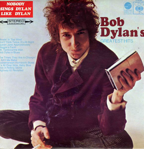 Bob Dylan - Bob Dylan's Greatest Hits (LP, Comp)