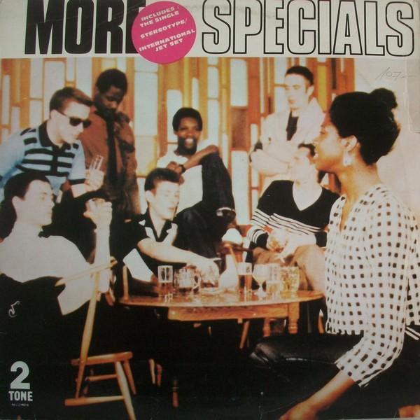 The Specials - More Specials (LP, Album)