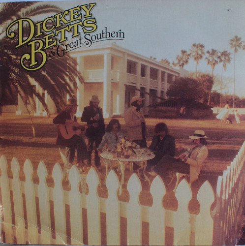 Dickey Betts & Great Southern - Dickey Betts & Great Southern (LP, Album)