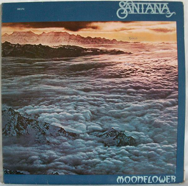Santana - Moonflower (2xLP, Album)