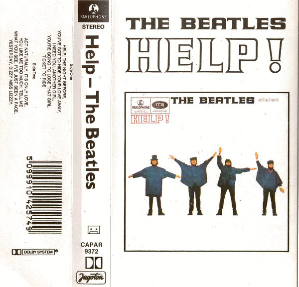 The Beatles - Help! (Cass, Album, RE)