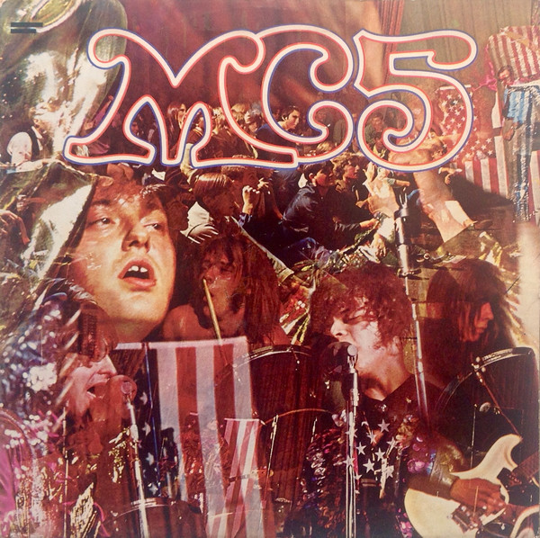 MC5 - Kick Out The Jams (LP, Album, Cen)