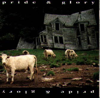 Pride & Glory - Pride & Glory (CD, Album)
