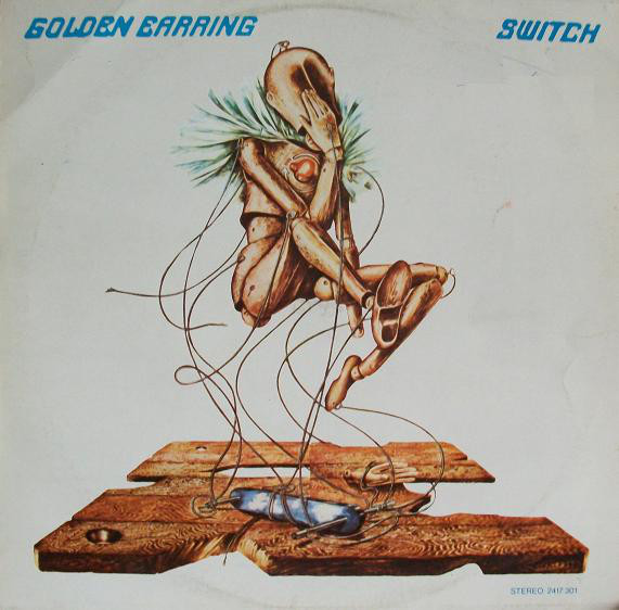 Golden Earring - Switch (LP, Album)