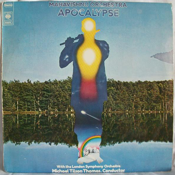 Mahavishnu Orchestra With The London Symphony Orchestra - Apocalypse (LP, Album)