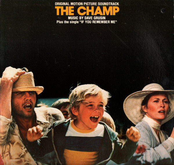 Dave Grusin - The Champ (Original Motion Picture Soundtrack) (LP, Album)