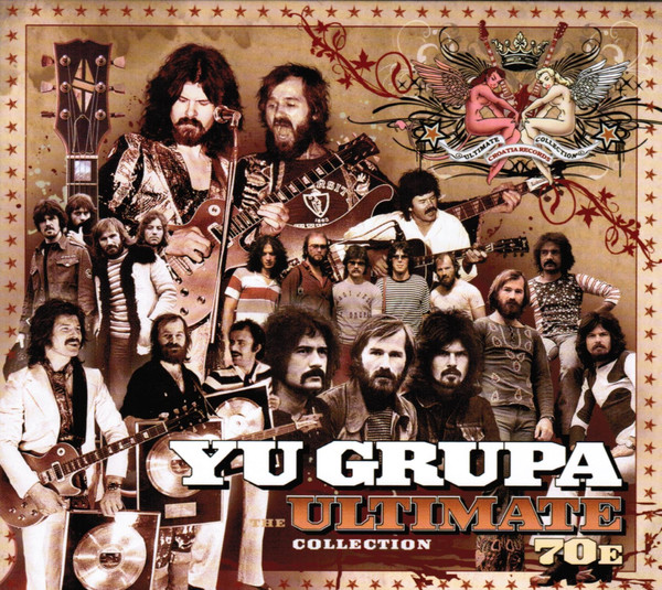 YU Grupa - The Ultimate Collection 70e (2xCD, Comp)