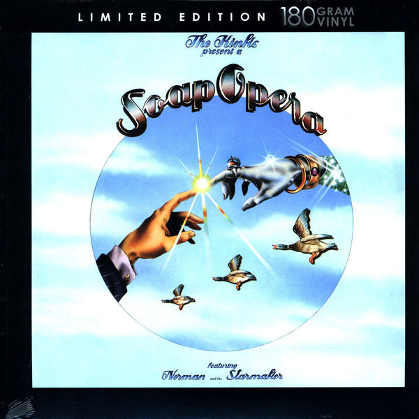 The Kinks - Soap Opera (LP, Album, RE, Gat)