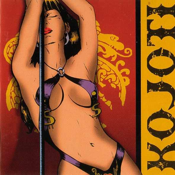 Kojoti - Sex Disco Kung Fu (CD, Album)