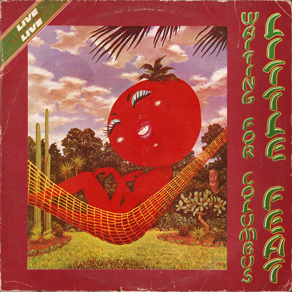Little Feat - Waiting For Columbus (2xLP, Album, Gat)