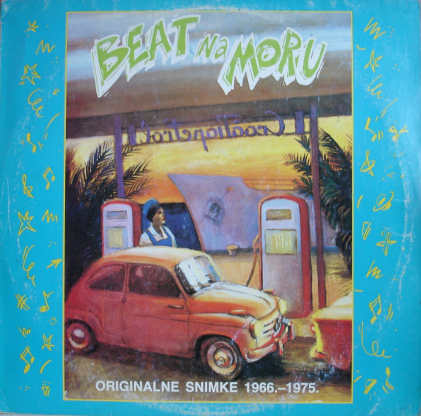 Various - Beat Na Moru (Originalne Snimke 1966.-1975.) (LP, Comp)