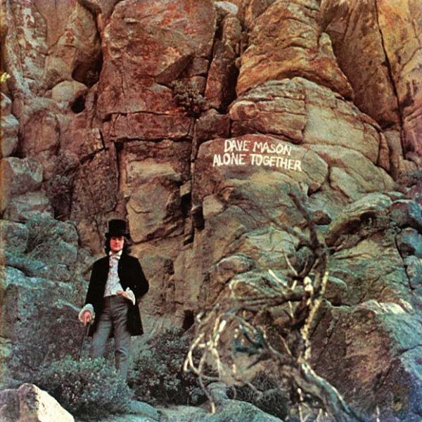 Dave Mason - Alone Together (LP, Album, RE)