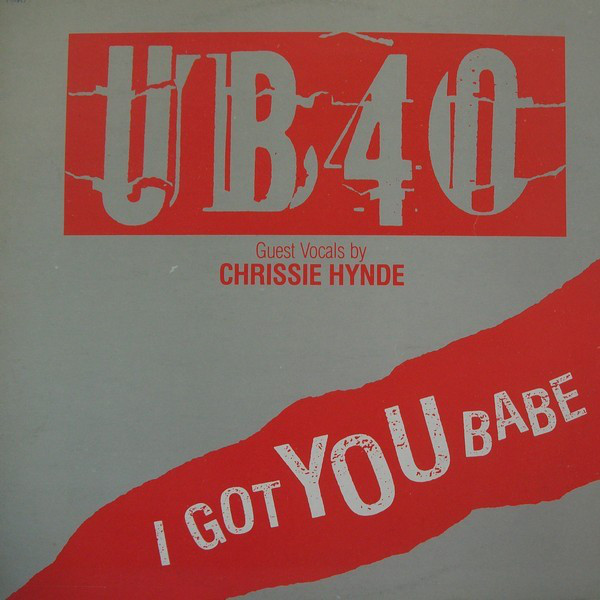 UB40 - I Got You Babe (12