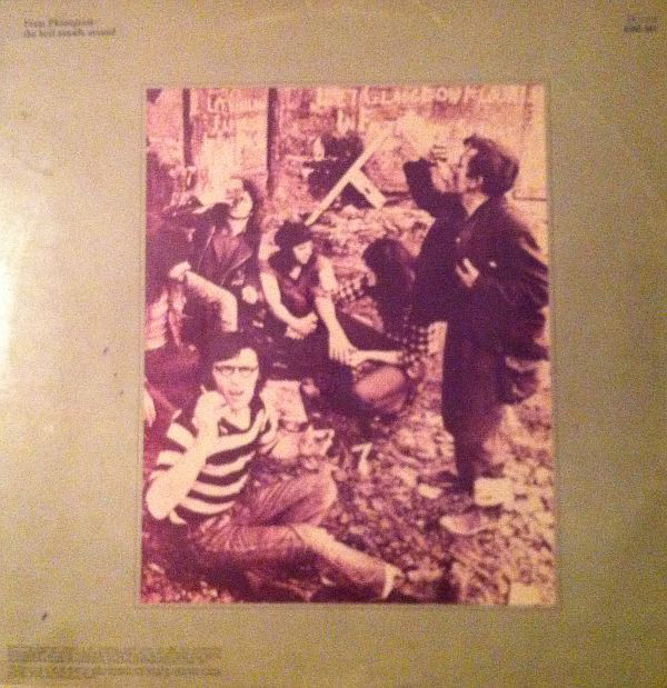 The Sensational Alex Harvey Band - Framed (LP, Album, RP)
