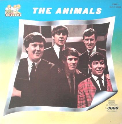 The Animals - Best Of The Animals (LP, Comp)