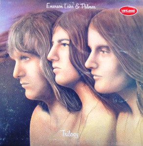 Emerson, Lake & Palmer - Trilogy (LP, Album)