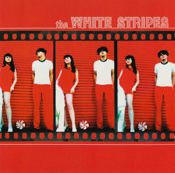 The White Stripes - The White Stripes (CD, Album)