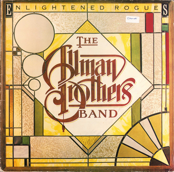 The Allman Brothers Band - Enlightened Rogues (LP, Album)