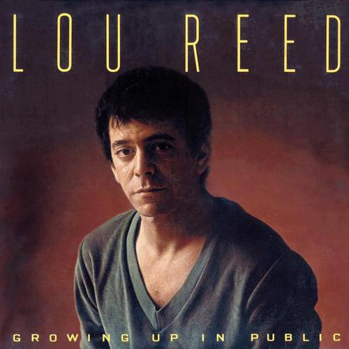 Lou Reed - Growing Up In Public (LP, Album)