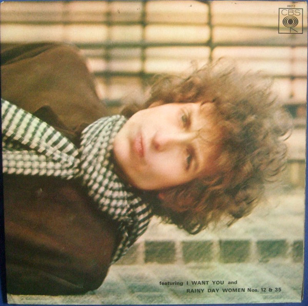 Bob Dylan - Blonde On Blonde (2xLP, Album, RP)