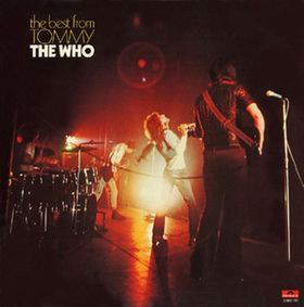 The Who - The Best From Tommy (LP, Comp)