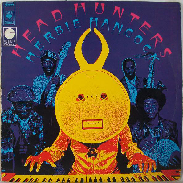 Herbie Hancock - Head Hunters (LP, Album)
