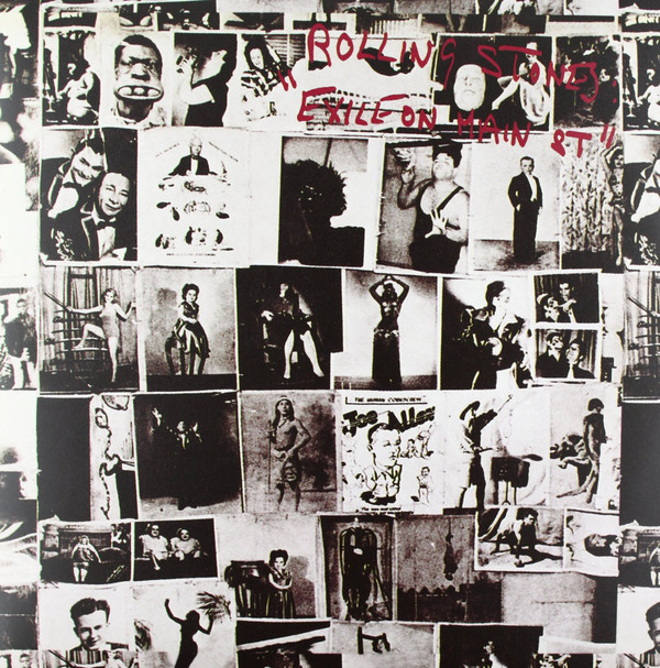 Rolling Stones* - Exile On Main St. (2xLP, Album, Pos)