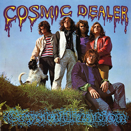 Cosmic Dealer - Crystallization (2xLP, Ltd, RE, 180)