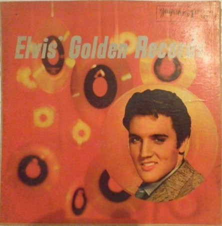 Elvis Presley - Elvis' Golden Records (LP, Comp)