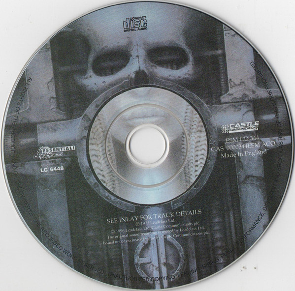 Emerson, Lake & Palmer - Brain Salad Surgery (CD, Album, RE, RM)
