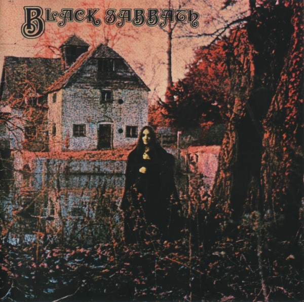 Black Sabbath - Black Sabbath (CD, Album, RE, RM)