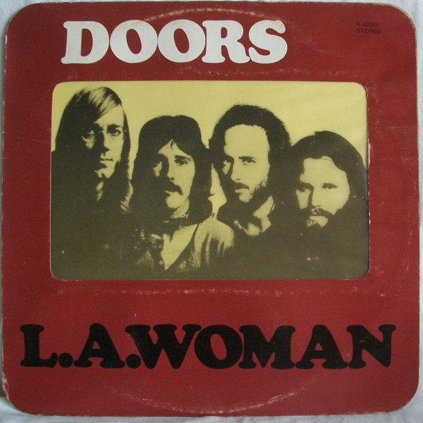 The Doors - L.A. Woman (LP, Album)