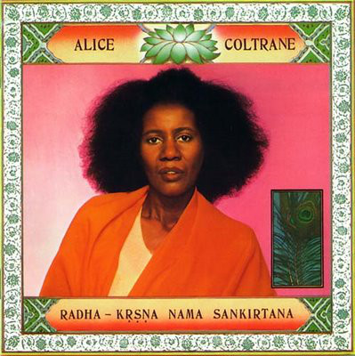 Alice Coltrane - Radha-Krsna Nama Sankirtana (LP, Album)
