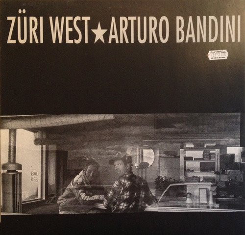 Züri West - Arturo Bandini (LP, Album)