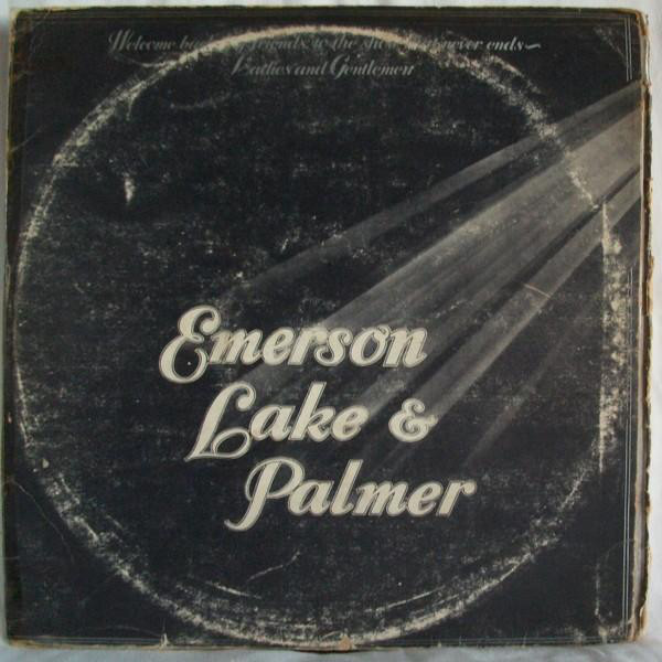 Emerson, Lake & Palmer - Welcome Back My Friends To The Show That Never Ends - Ladies And Gentlemen (3xLP, Album)