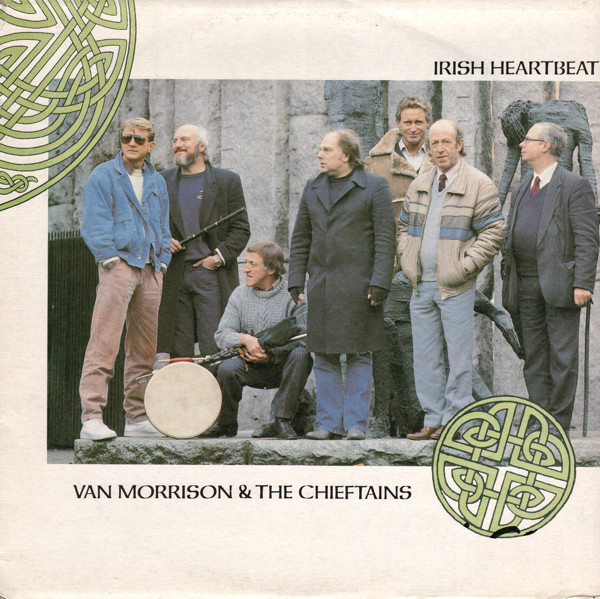 Van Morrison & The Chieftains - Irish Heartbeat (LP, Album)
