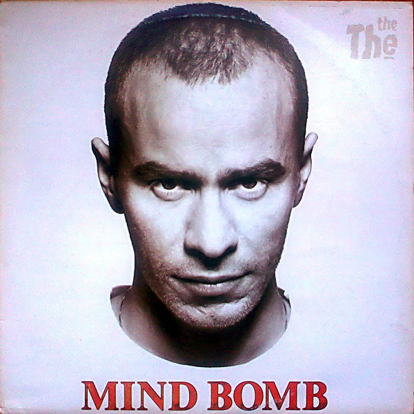 The The - Mind Bomb (LP, Album)