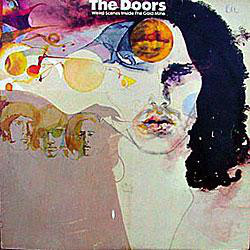 The Doors - Weird Scenes Inside The Gold Mine (2xLP, Comp, RE, Gat)