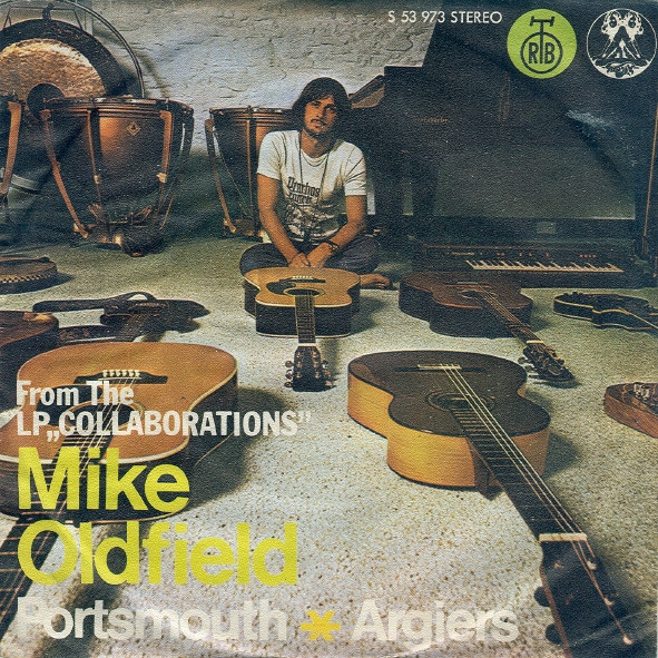Mike Oldfield - Portsmouth ✶ Argiers (7