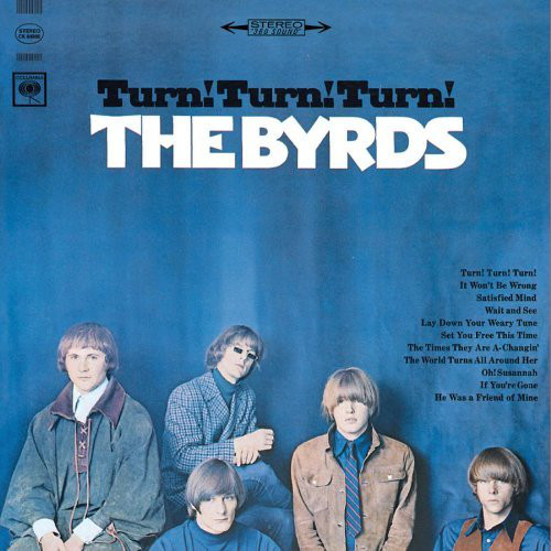 The Byrds - Turn! Turn! Turn! (CD, Album, RE, RM, SBM)