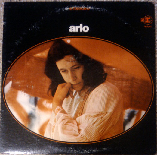Arlo Guthrie - Arlo (LP, Album, RE, Ter)