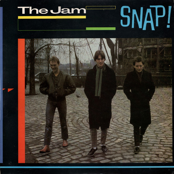 The Jam - Snap! (2xLP, Comp)