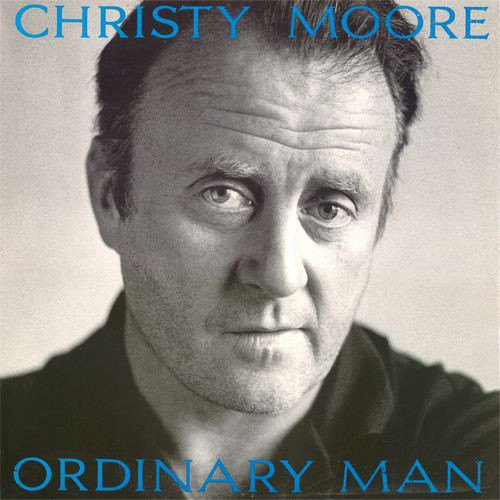 Christy Moore - Ordinary Man (LP, Album)