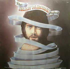 The Alan Parsons Project - Tales Of Mystery And Imagination - Edgar Allan Poe (LP, Album)