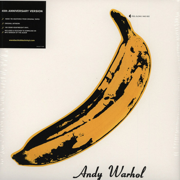 The Velvet Underground & Nico (3) - The Velvet Underground & Nico (LP, Album, RE, RM, 45t)