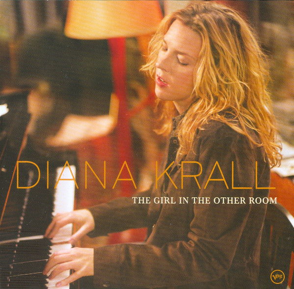 Diana Krall - The Girl In The Other Room (CD, Album, RP)