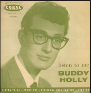 Buddy Holly - Listen To Me (7